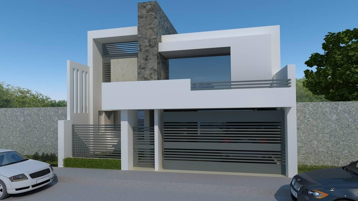 Rumah Modern Oleh CouturierStudio Modern