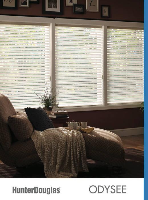 Odysee: Recámaras de estilo  por Dekorier Interiores