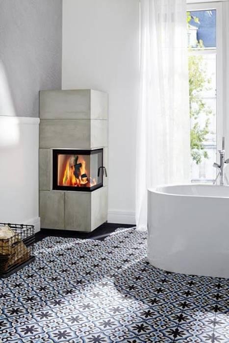 Classic Bathroom By Articima Zementfliesen Homify