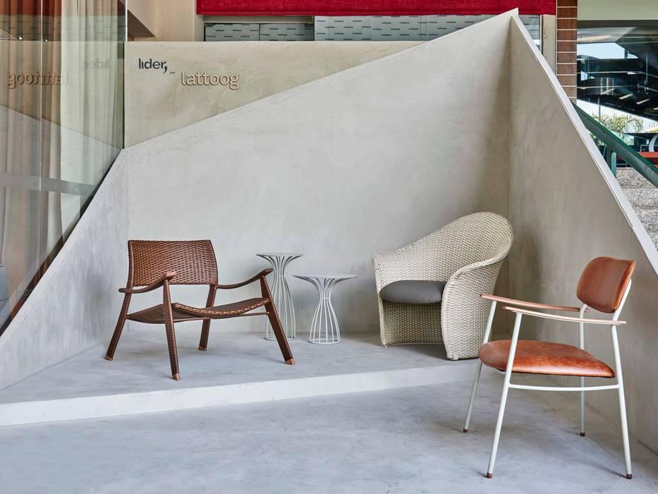 Balcones Y Terrazas Modernos De Lider Interiores Moderno