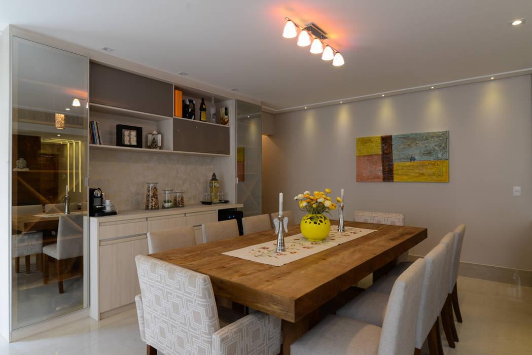 LAM Arquitetura   Interiores ห้องทานข้าว