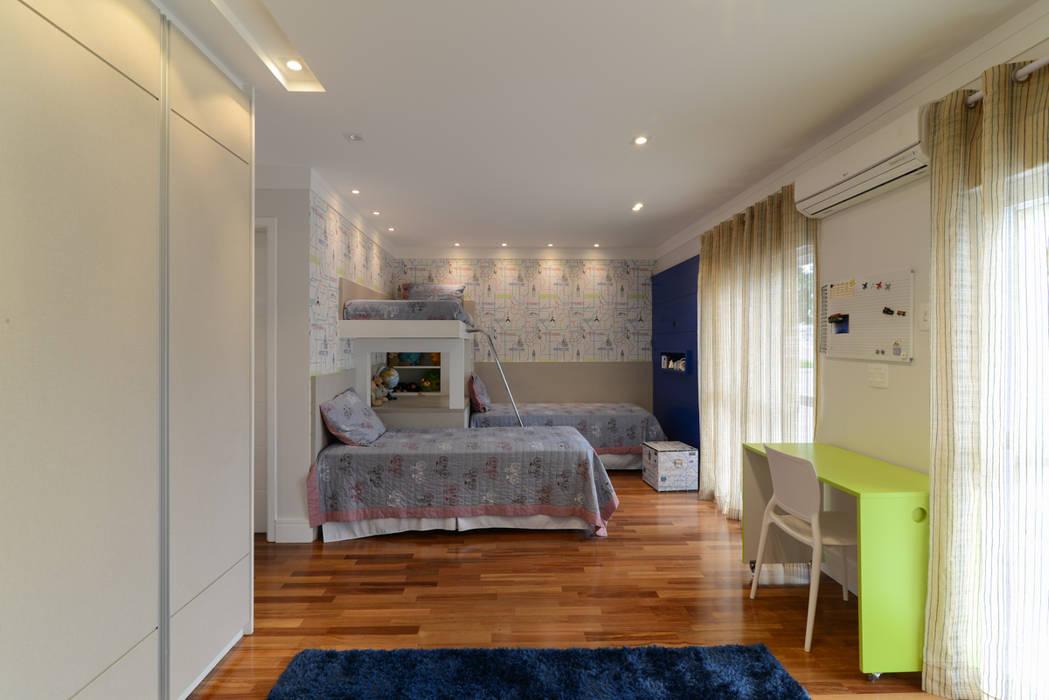 Residência Jardim Avelino Quarto infantil moderno por LAM Arquitetura | Interiores Moderno