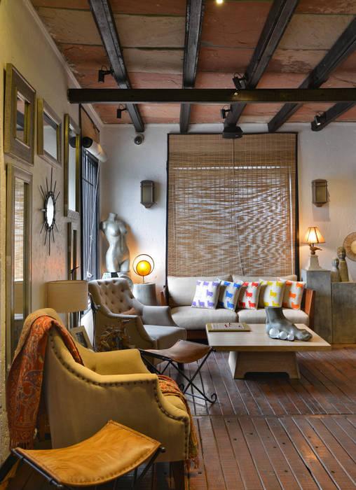 The Delhi Design Store Estudios y despachos de estilo moderno de monica khanna designs Moderno