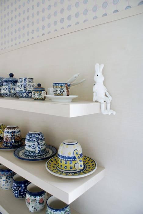 Mediterranean style kitchen by 株式会社ウイッシュ Mediterranean
