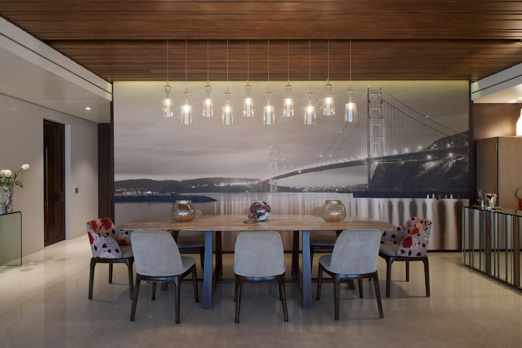 NG Apartment Atelier Design N Domain Modern dining room