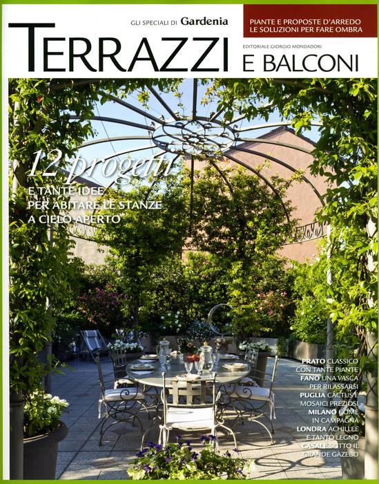 Copertina terrazzi e balconi . gli speciali di gardenia – cairo ...