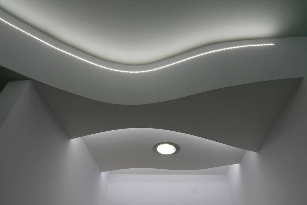 Oficinas y tiendas de estilo moderno de Marco Maria Statella - Architect Moderno