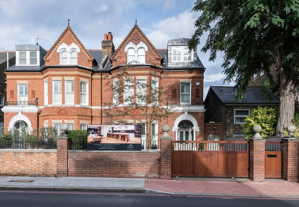 Full renovation on Trinity Road, London Casas modernas: Ideas, diseños y decoración de Grand Design London Ltd Moderno