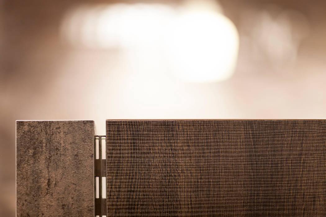 Winkelinrichting: modern  door DecoLegno, Modern Spaanplaat