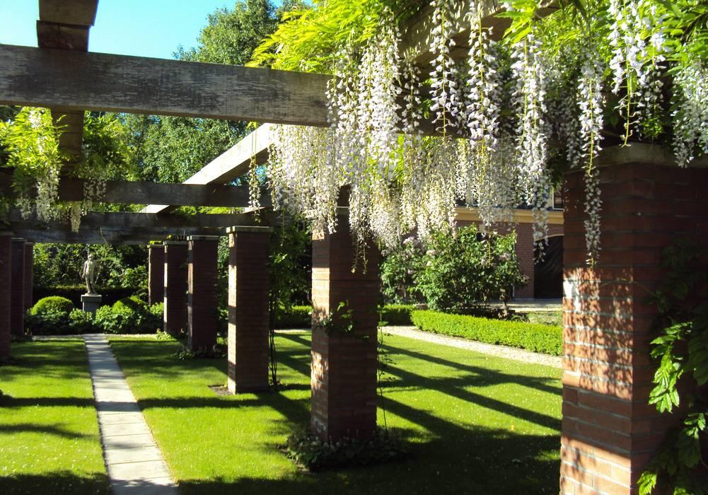 Villatuin Commandeurshuis:  Tuin door groenpartners, Landelijk