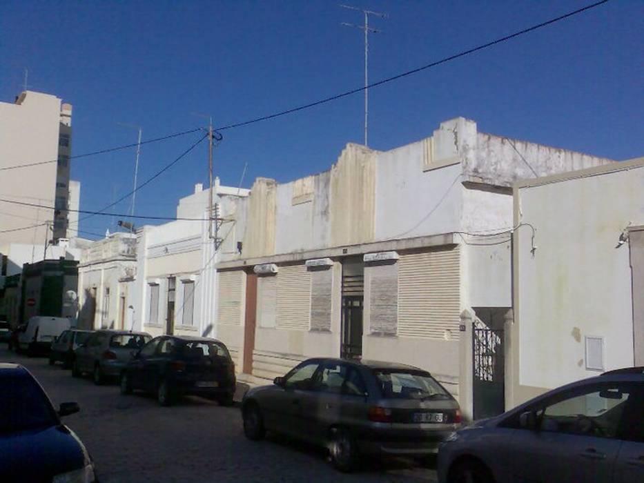 Mendonça Santos Arquitetos & Associados Classic style houses