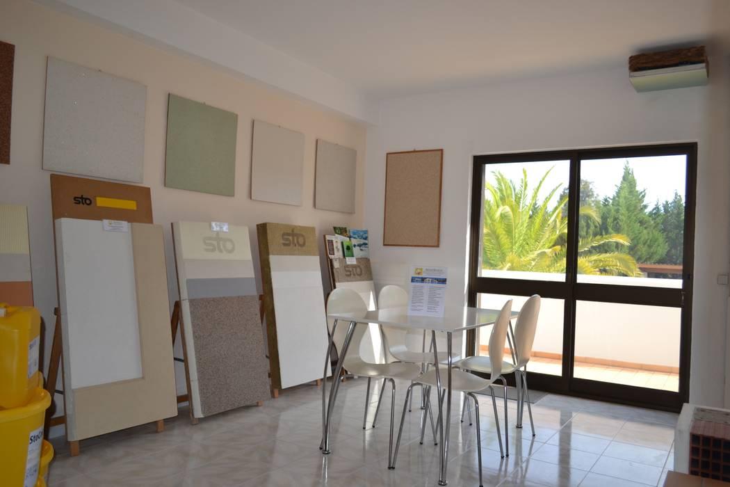 غرفة المعيشة تنفيذ RenoBuild Algarve