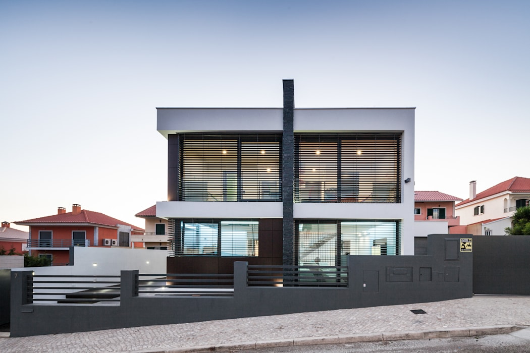 Houses by JPS Atelier - Arquitectura, Design e Engenharia,
