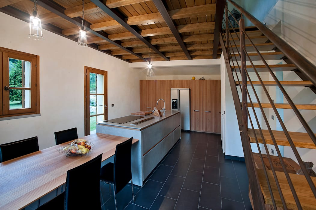 cascinale Cucina eclettica di marco bonucci fotografo Eclettico