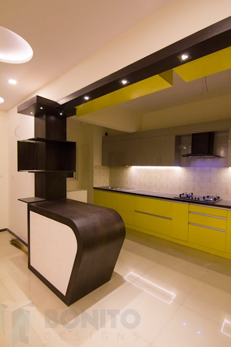 Kitchen By Homify Homify