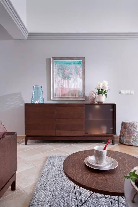 Swarzędz Home Living roomCupboards & sideboards Solid Wood Brown