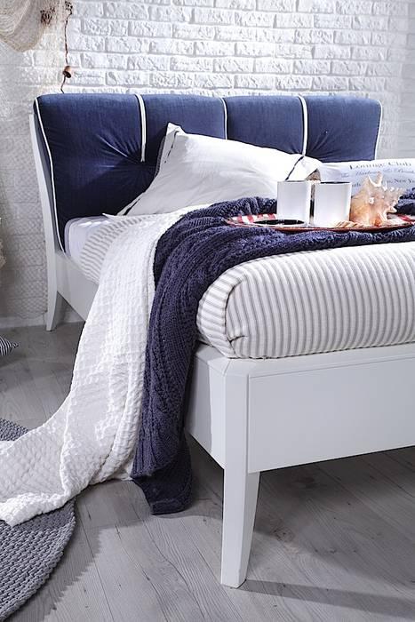 Swarzędz Home BedroomBeds & headboards Wood White