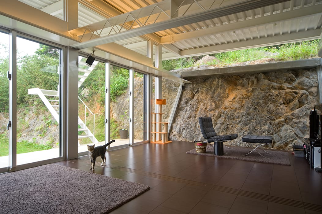 sngDESIGN Modern living room
