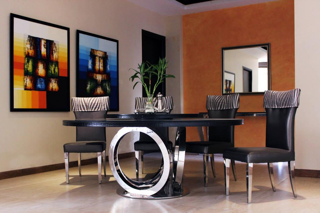 Modern dining room by H5 Interior Design Modern