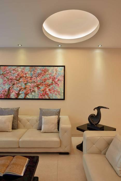 Residence Design, Rosewood City Modern living room by H5 Interior Design Modern