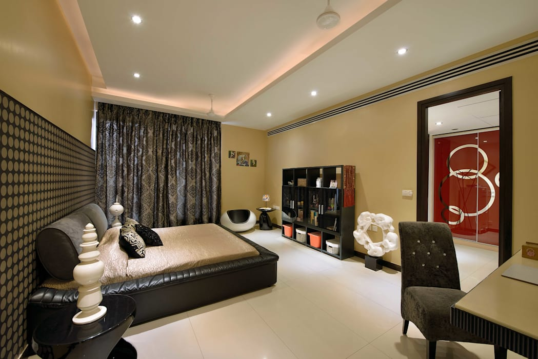 Modern style bedroom by H5 Interior Design Modern