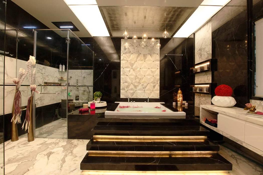 Salle de bain moderne par INNERSPACE Moderne