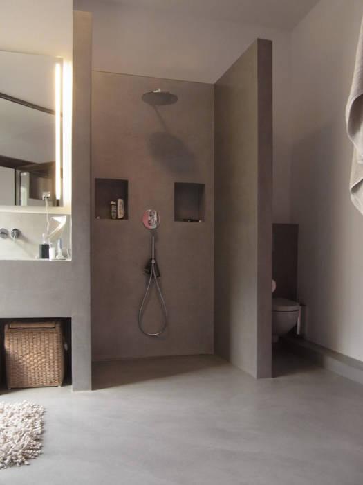 Badezimmer Meylenstein Moderne Badezimmer Grau