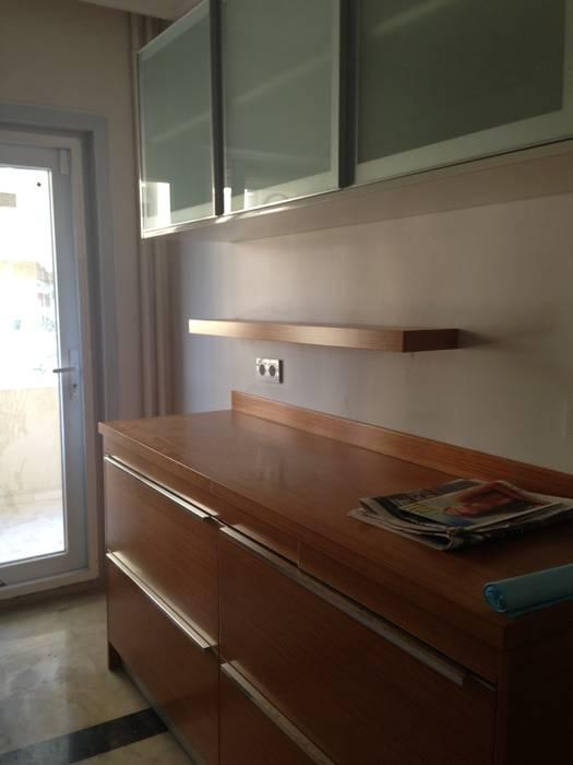 GENT İÇ MİMARLIK Modern style kitchen