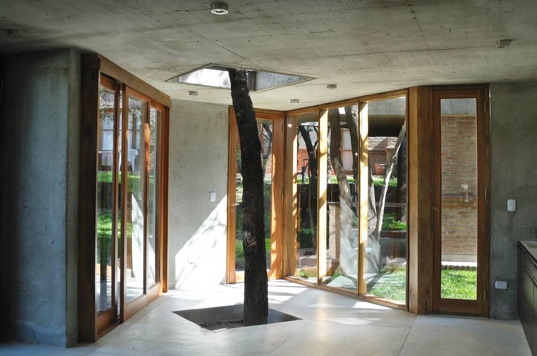 Jardines de estilo  por Arq. Santiago Viale Lescano, Moderno