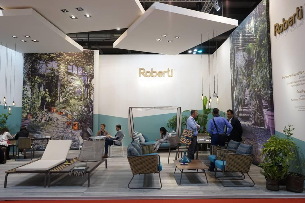 Exhibition centres by Andrea Gaio Design, Mediterranean