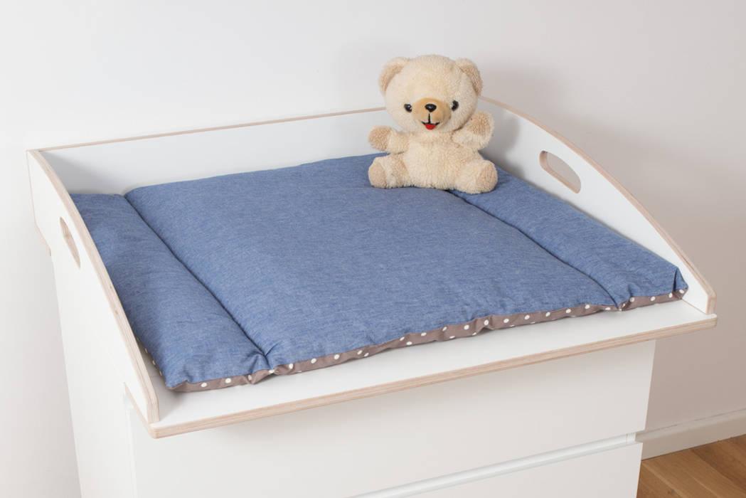 Wickelaufsatz Vaxla Dlx Fur Ikea Kommode Malm Kinderzimmer Von Nsd