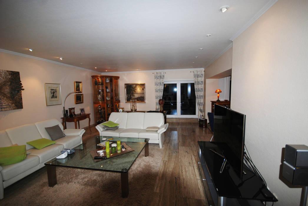 Renovierung eines Einfamilienhauses von INNEN LEBEN Klassisch