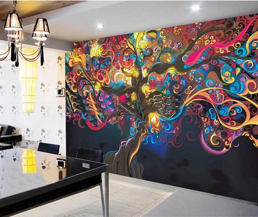 Wall Designs Arihant design ArtworkPictures & paintings Copper/Bronze/Brass Metallic/Silver