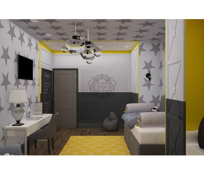 ЖК Тушино Детская комната в стиле лофт от Home Emotions Лофт