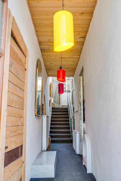 Suspension Pop Et Moderne Ccs Couloir Entrée Escaliers De Style