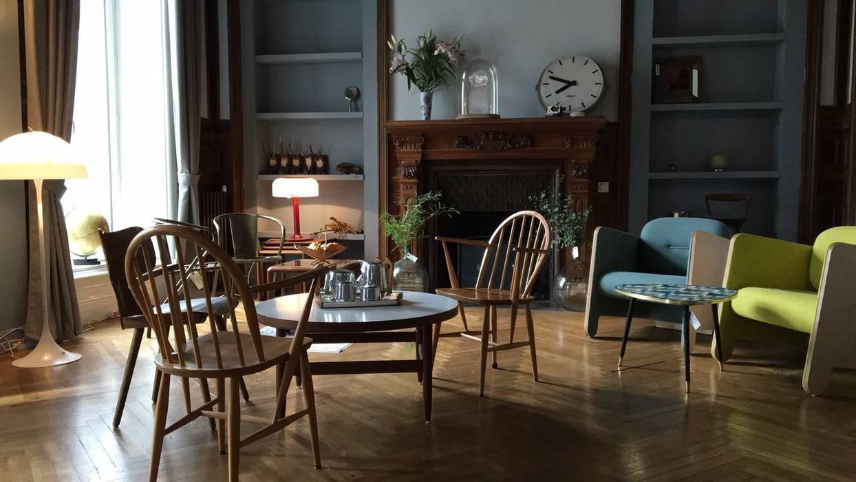 Salon de la Rosière, façon Collector Chic: Lieux d'événements de style  par Collector Chic