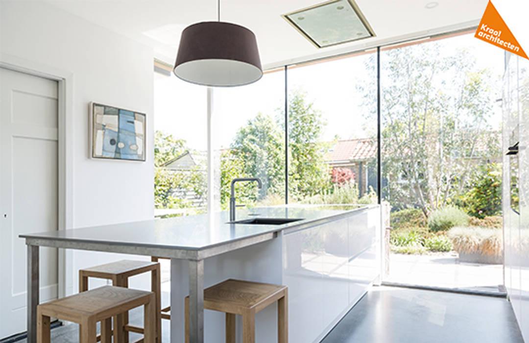 Keuken Design Amersfoort : Uitbreiding hoekwoning amersfoort: keuken door kraal architecten bna