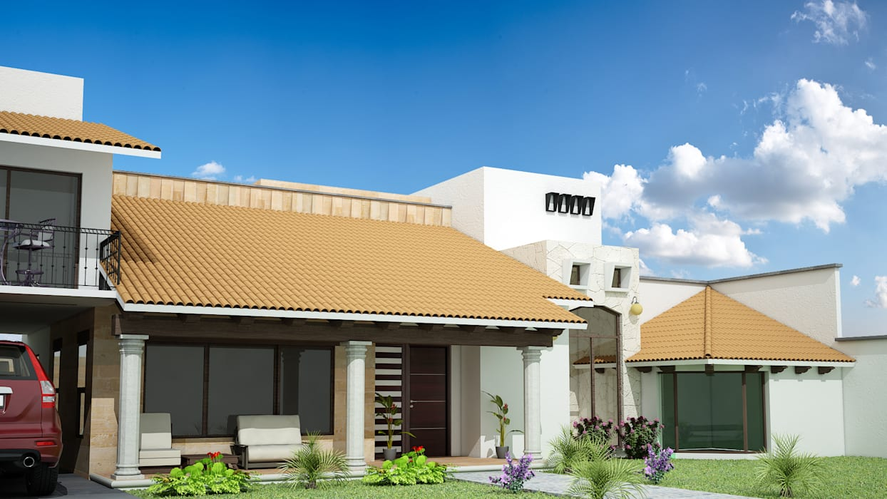 Jeost Arquitectura Rustikale Häuser