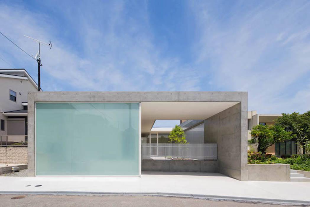 Minimalist house by MANI建築デザイン事務所 Minimalist