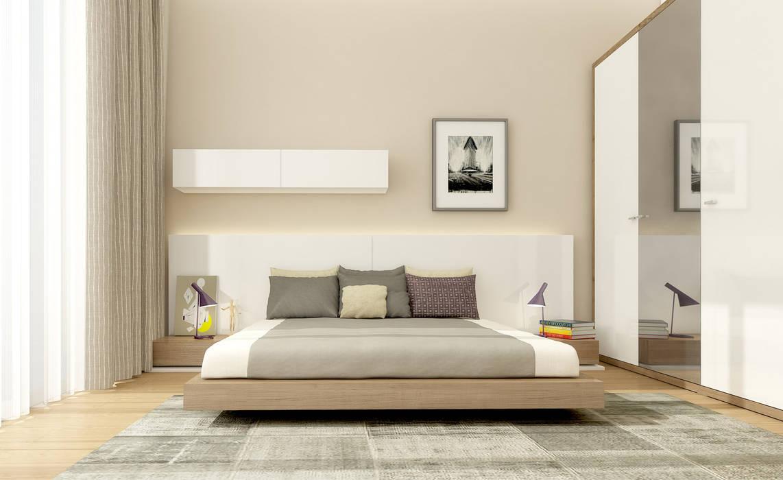 Modern style bedroom by Oksijenn Modern
