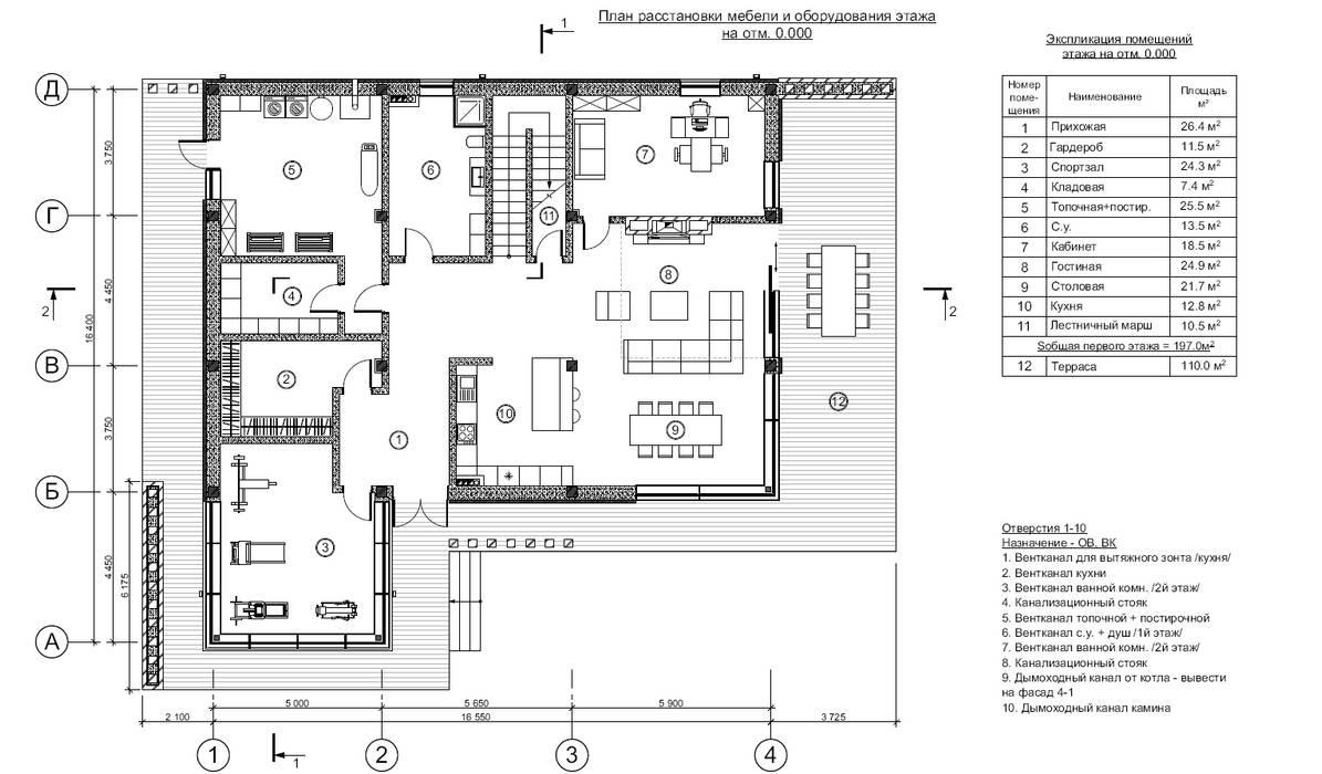 Il'dar-house Sboev3_Architect Дома в стиле модерн