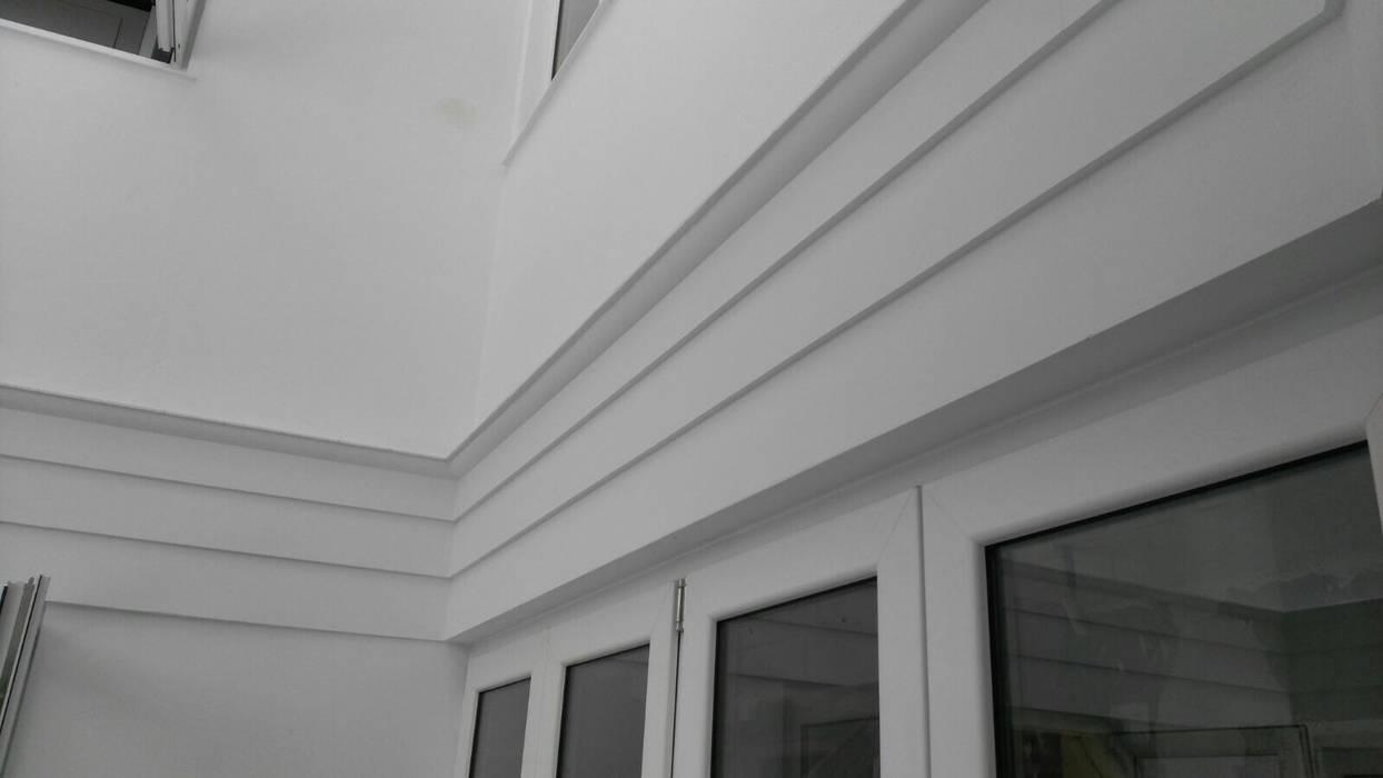 Molduras fabricadas in situ de Ahumada Construcciones y Rehabilitación S.L Clásico Arenisca