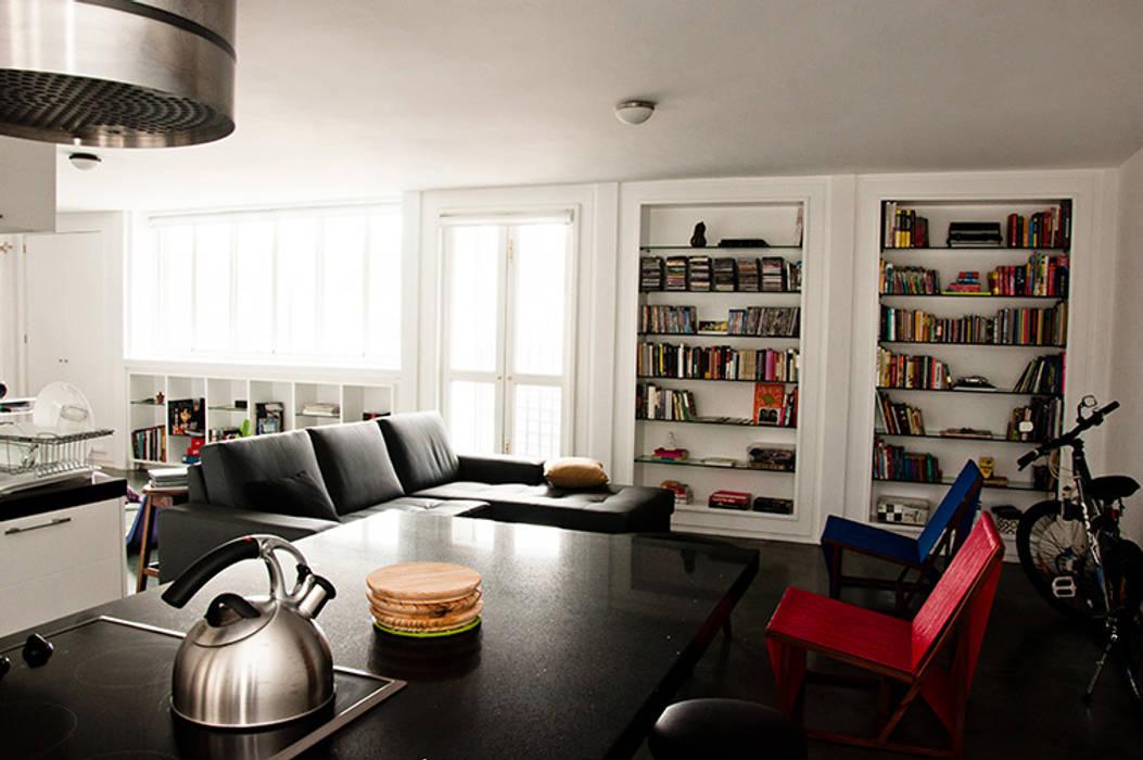 Minimalistische Wohnzimmer von PUNCH TAD Minimalistisch