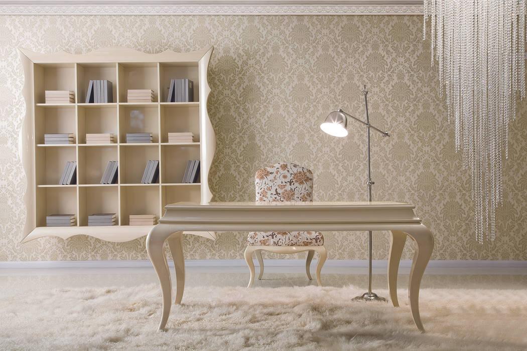 Estudios y despachos de estilo  de Fratelli Barri, Clásico