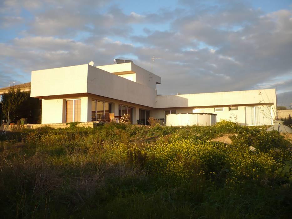 ESTADO INICIAL FABRICA DE ARQUITECTURA Casas de estilo moderno