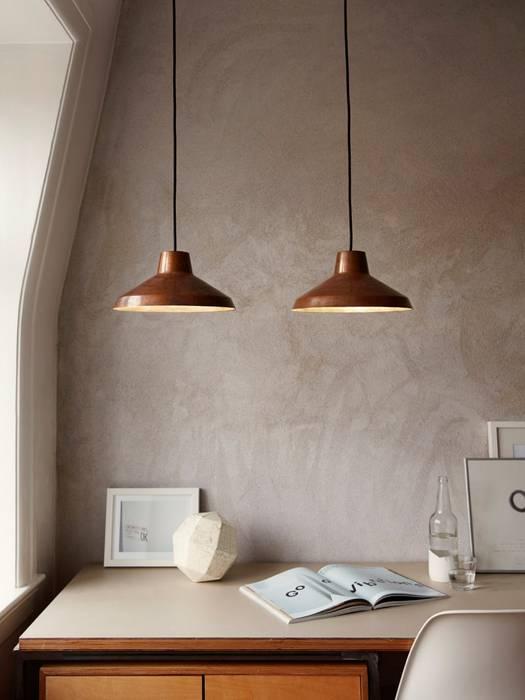 NORTHERN LIGHTING Evergreen Kupfer Small Designort KücheBeleuchtung Kupfer/Bronze/Messing Braun