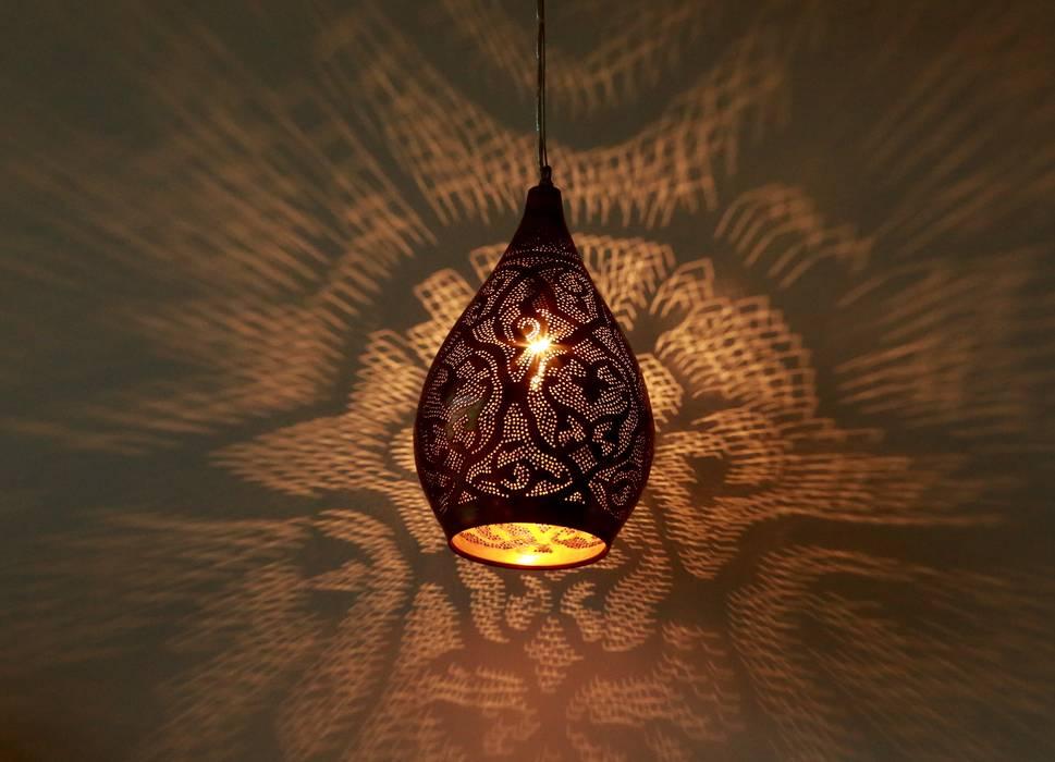 Orientalische Hange Lampen Wohnzimmer Von Oriental Moon Homify