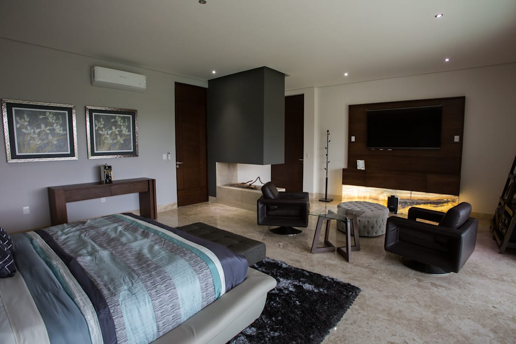 Bedroom by Dovela Interiorismo
