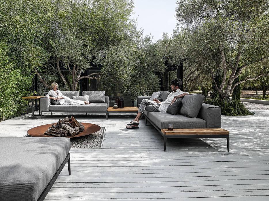 Grid Lounge Von Gloster Furniture Garten Von Friedrich Living
