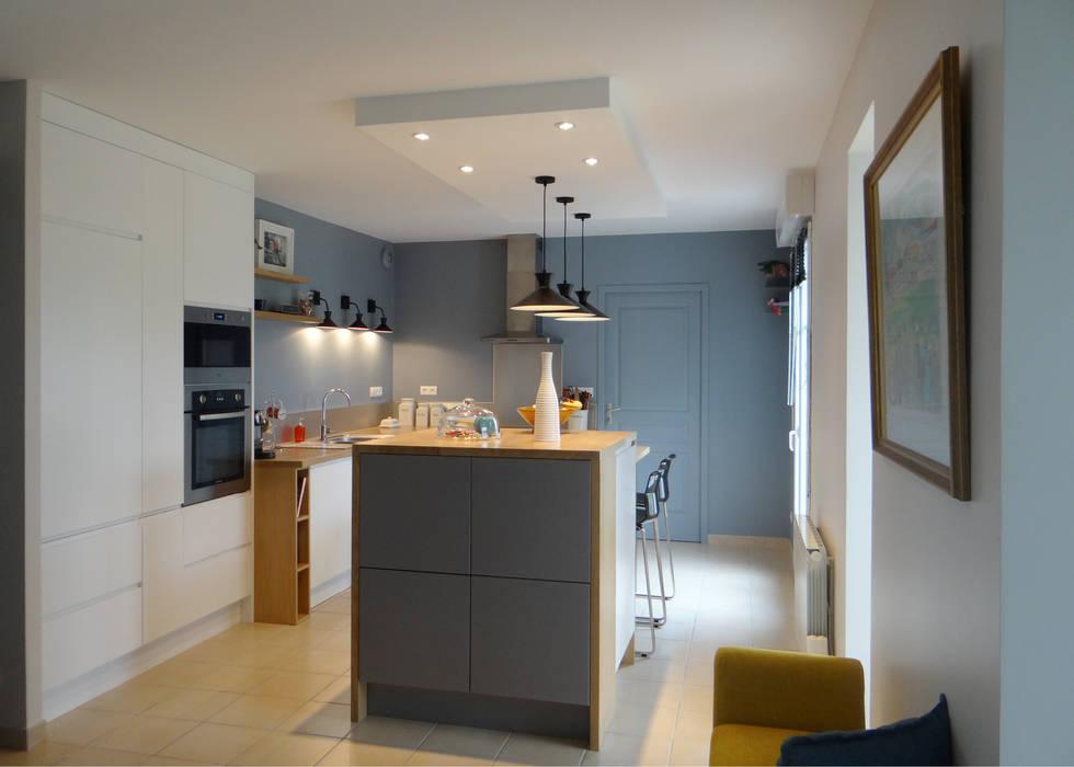 Kitchen by un amour de maison | homify